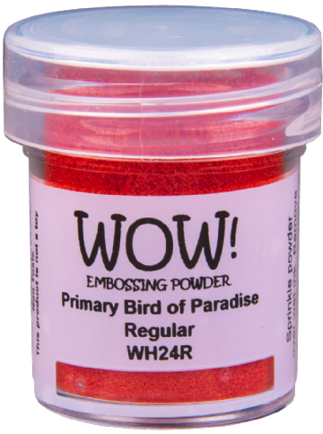 WH24 Bird of Paradise